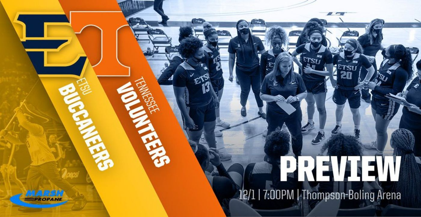 Bucs Prepare for In-State Clash With Lady Vols