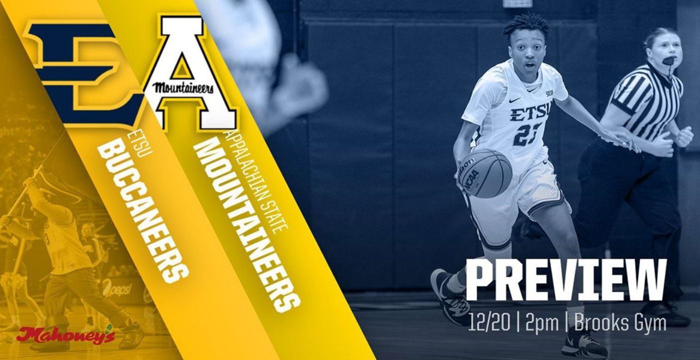 Bucs Host Appalachian Foes in Sunday Showdown