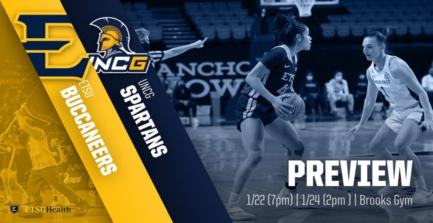 Bucs Welcome Spartans for SoCon Showdown