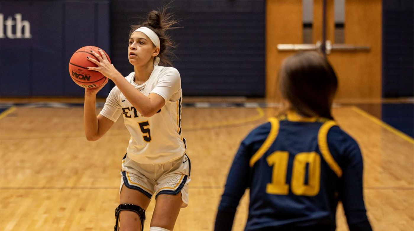Bucs Suffer Setback to Chattanooga, 65-54