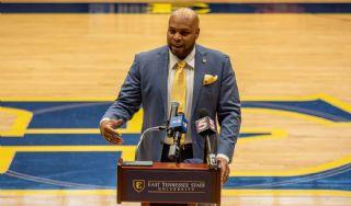 ETSU names Simon Harris new women's basketball head coach