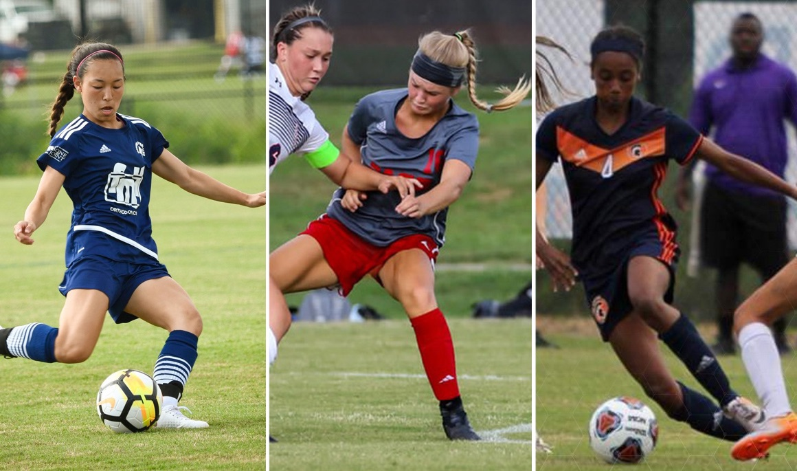 Sayers announces three in-state signings