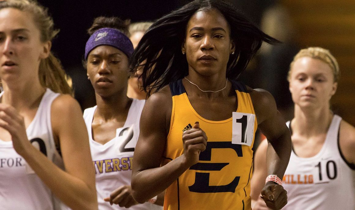 Track & Field with successful Day Two at 49'er Classic