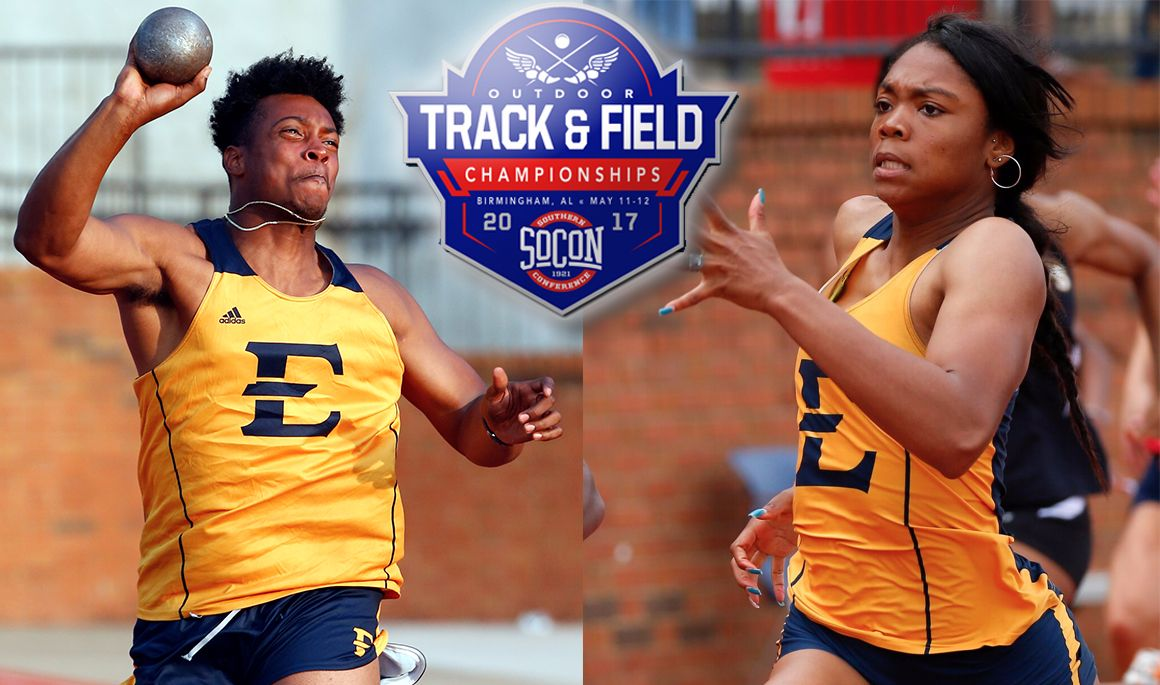 Track & Field posts a pair of 4th-place finishes at SoCon Meet