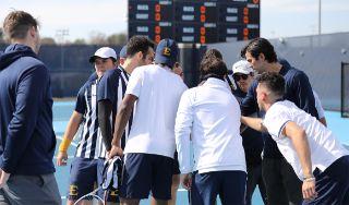 Men's Tennis Adds Tennessee for Season Opener