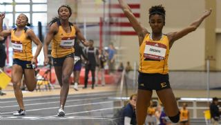 Brown, Johnson Highlight ETSU Track and Field Success with USTFCCCA All-Academic Athlete Nods
