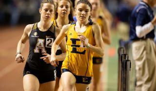 Stallworth Feeling Right at Home at ETSU