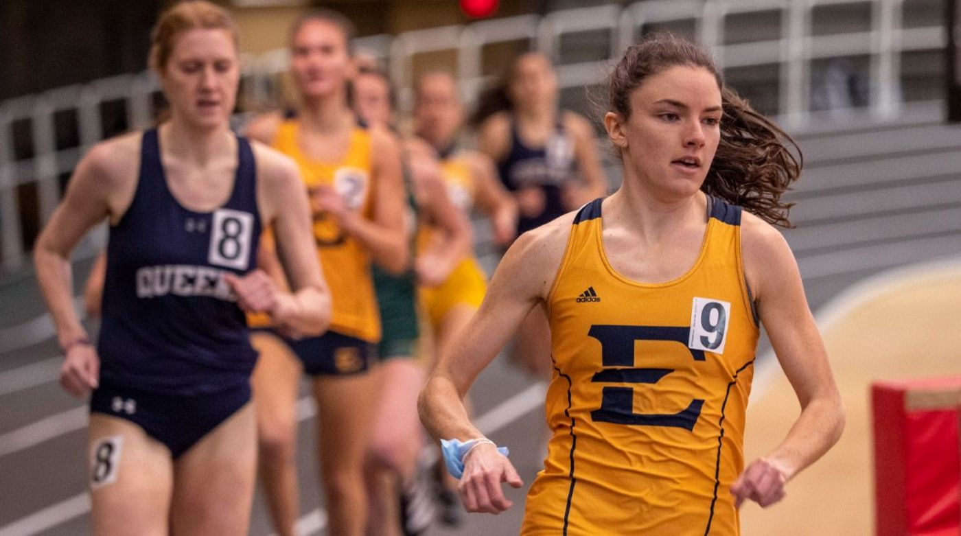 Trio of Bucs Pace T&F in the VMI Team Challenge