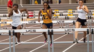 ETSU Concludes First Day of Dual Meet Weekend