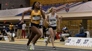 Johnson Dominates as Bucs Charge Up Final Standings of SoCon Indoors