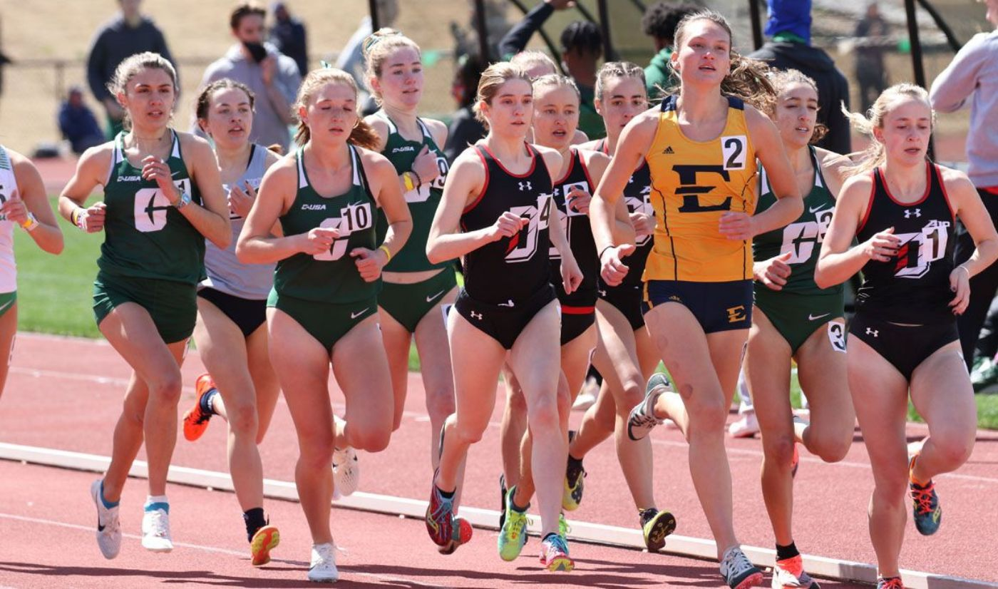 Bucs complete day two at Raleigh Relays