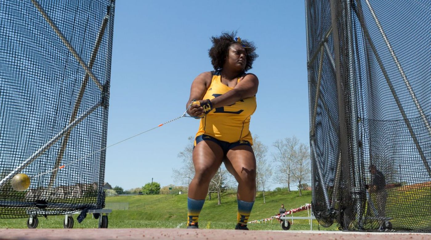 ETSU Duo Completes Day One of Tennessee Relays