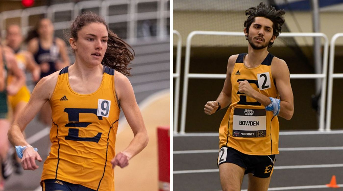 Bucs Produce Strong Performances in Day One of the Catamount Classic