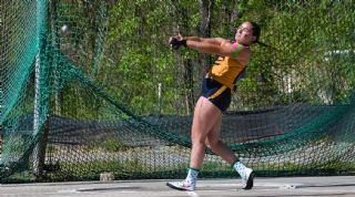 Hayden Breaks Own School Record in Day One of SoCon Outdoor Championships