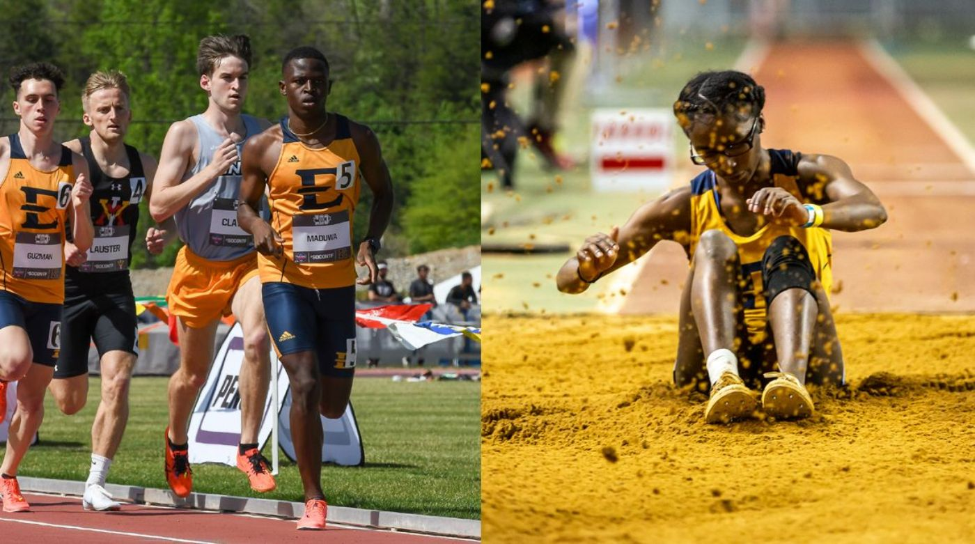 Brown Nabs Crown in Final Day of SoCon Outdoor Championships