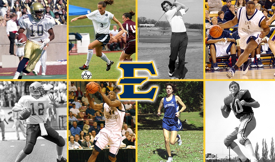 ETSU Athletics releases 2016 Hall of Fame class