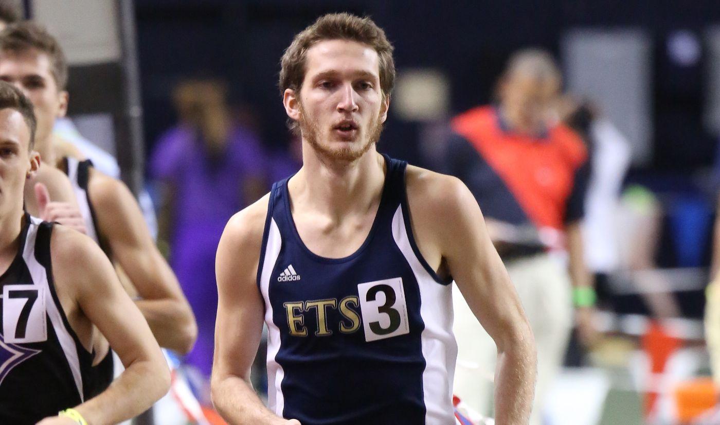 Roberts paces ETSU Track & Field in Birmingham