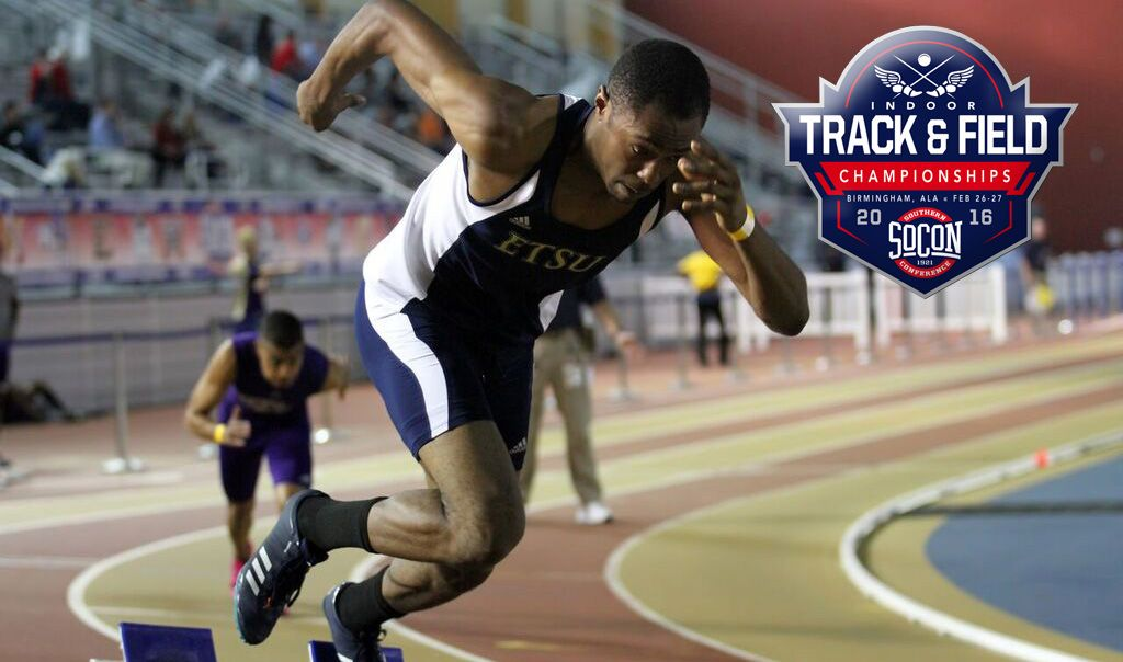 Bucs earn two top-four finishes at SoCon Championships