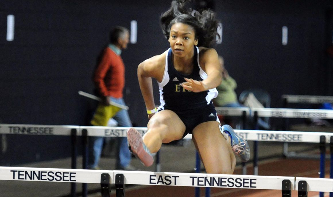 ETSU ends two meet weekend with Five Top Ten Finishes