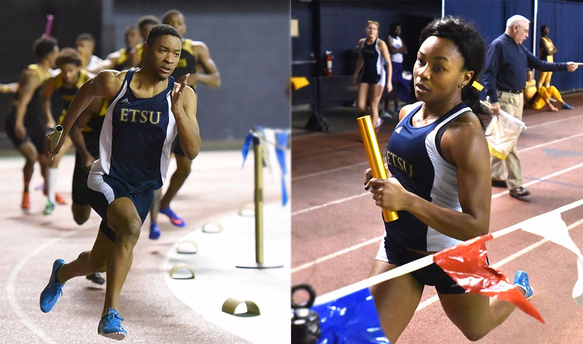 Track & Field Excels on Final Day of Catamount Classic