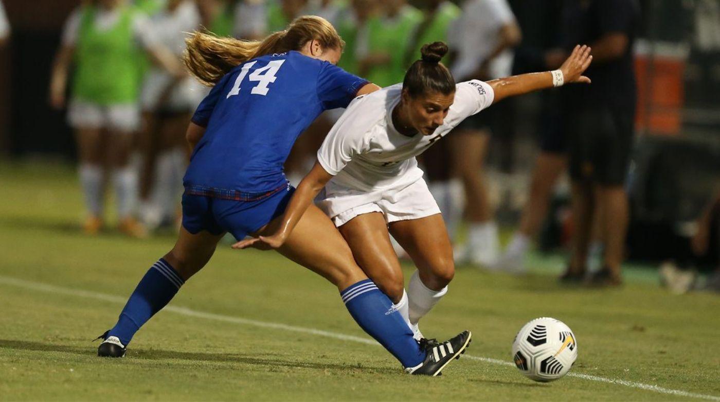 Women's Soccer Set For Road Test Against Highlanders