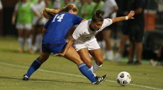 Women's soccer gears up for final regular season home weekend