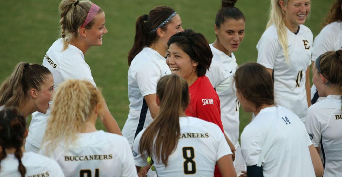 ETSU women's soccer gears up for SoCon opener this weekend