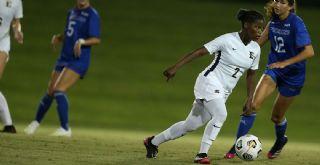 Nehls, Cesane register goals; Bucs secure pivotal road win at UNCG, 2-1