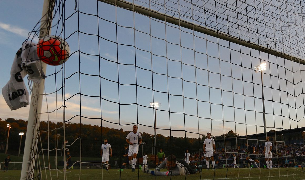 Four second half goals lead ETSU to 6-0 shutout