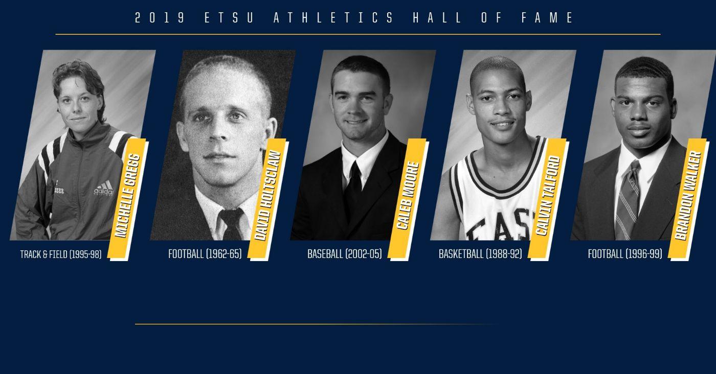 ETSU Athletics announces 2019 Hall of Fame class