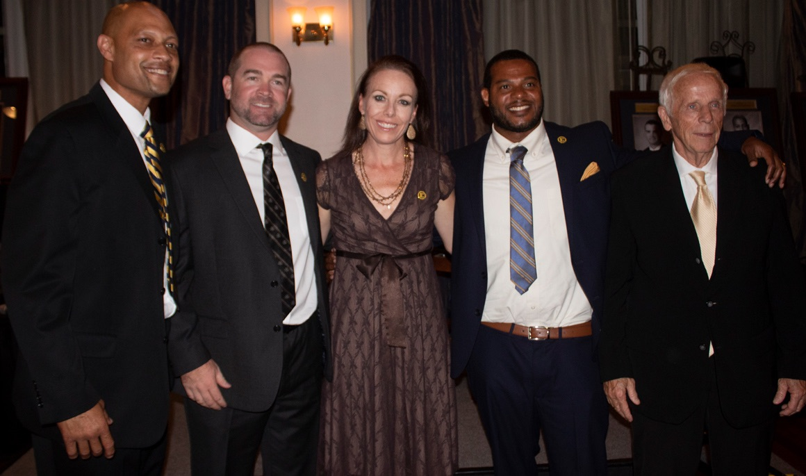 Class of 2019 Inducted into ETSU Athletics Hall of Fame