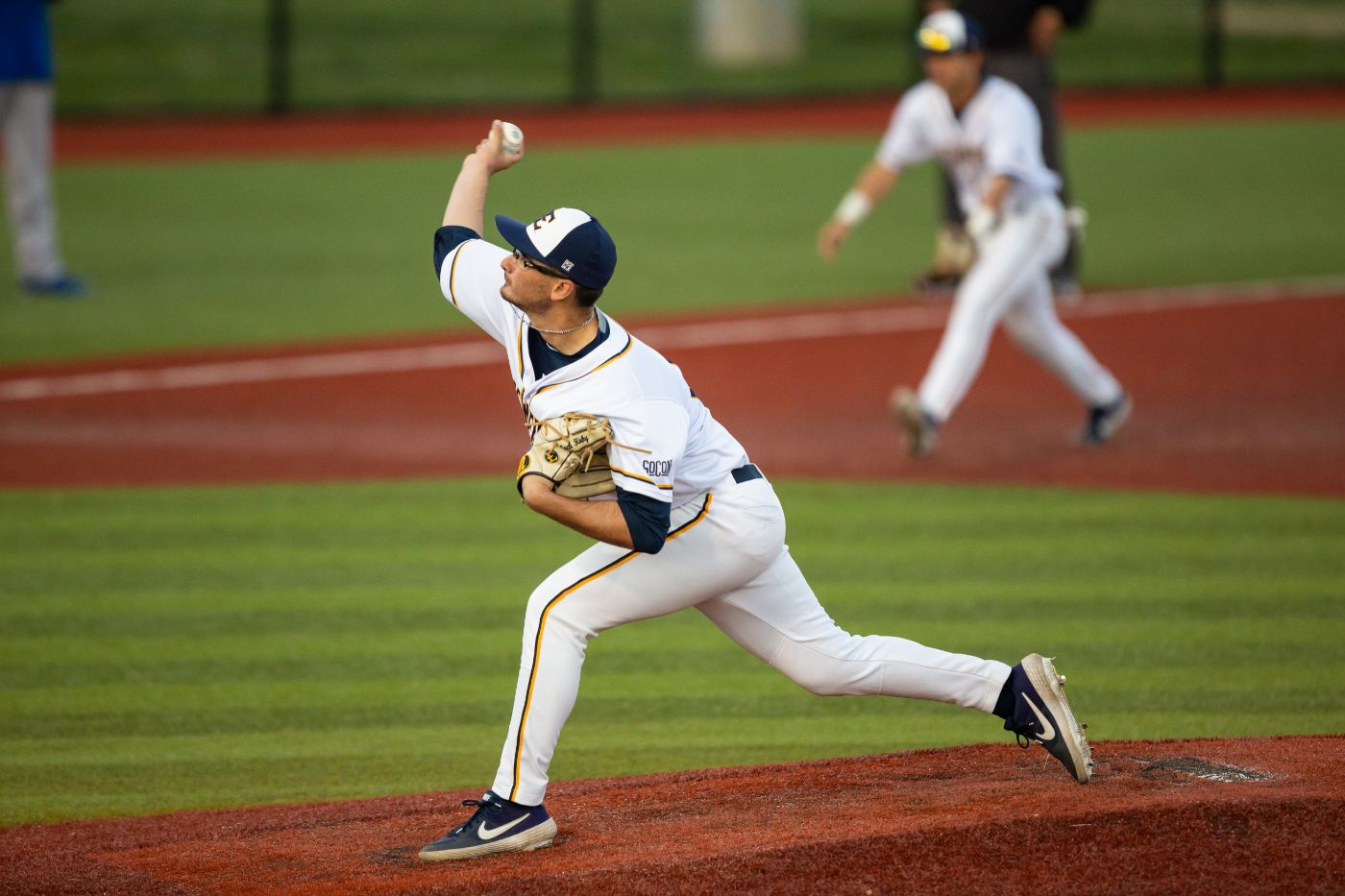 Solid Pitching Leads to ETSU's Doubleheader Sweep