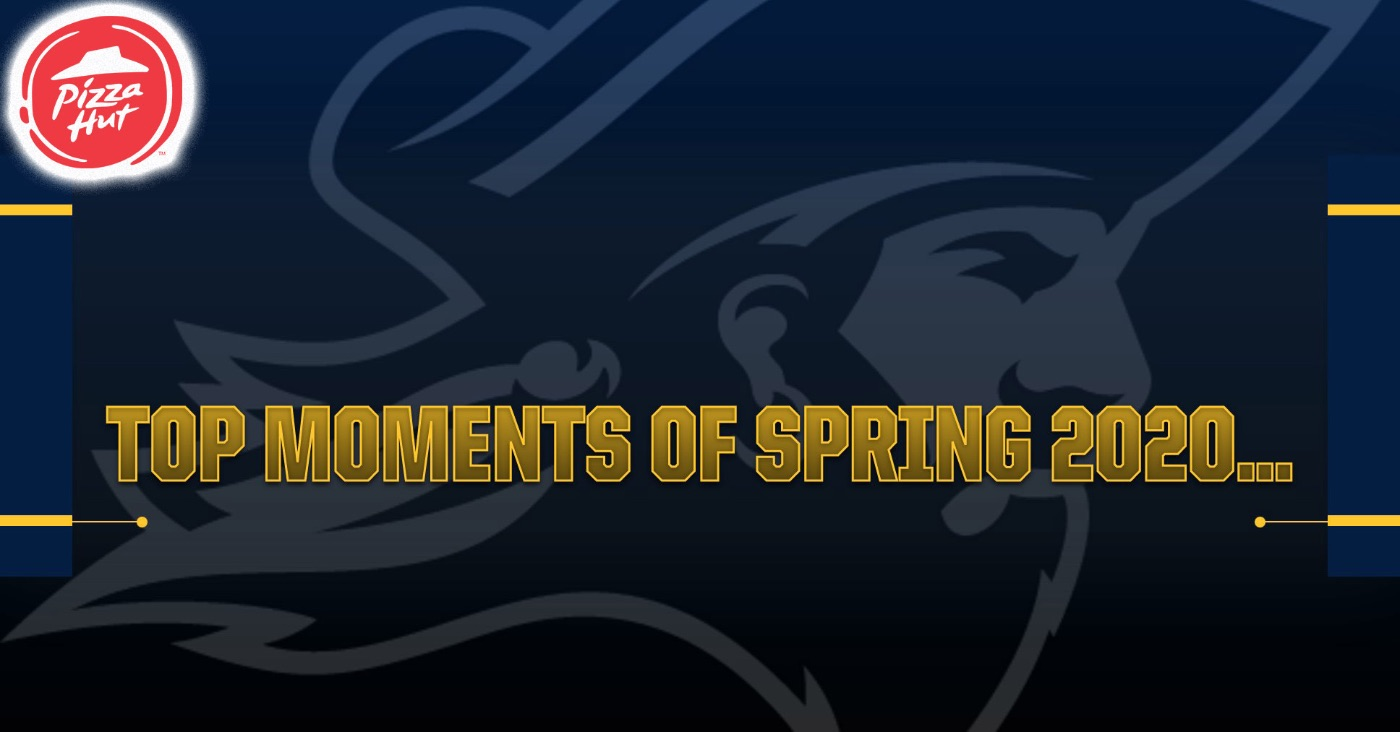 Top Moments of the Spring presented by Pizza Hut