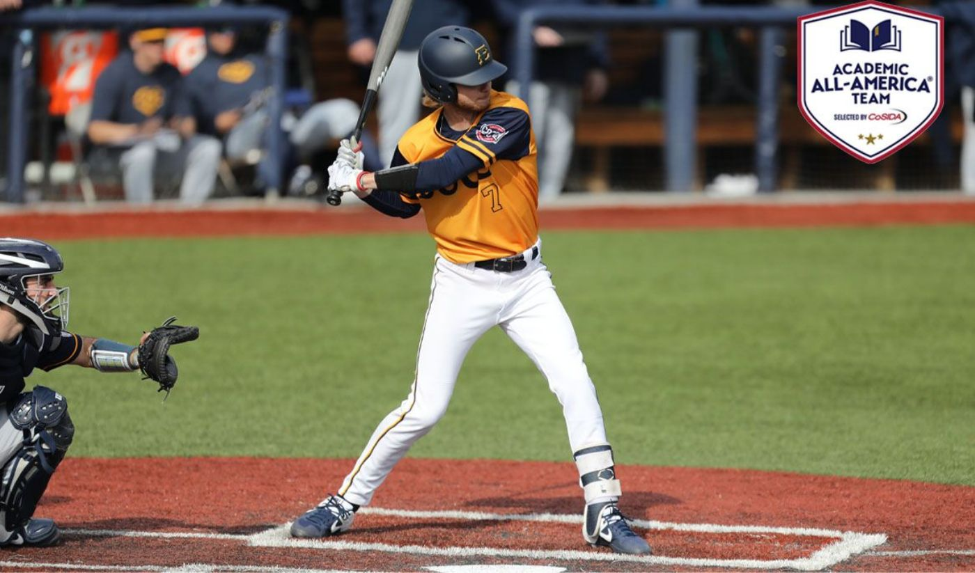 Hill Named to CoSIDA Academic All-District 3 First Team