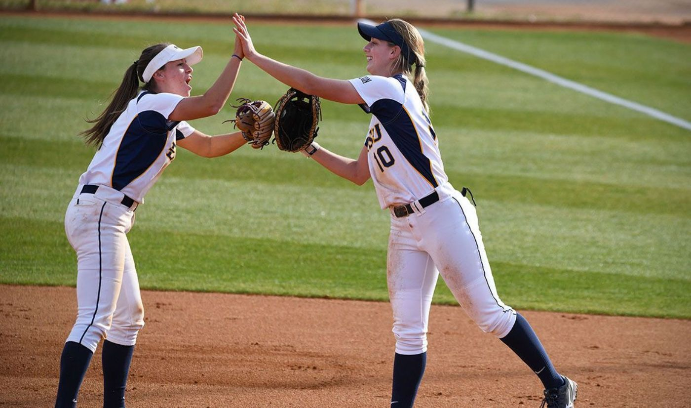 Bucs zip by Akron to force split on day two of Buccaneer Classic