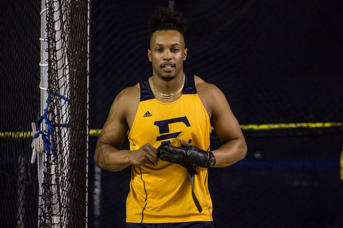 Johnson Named SoCon Field Athlete of the Week