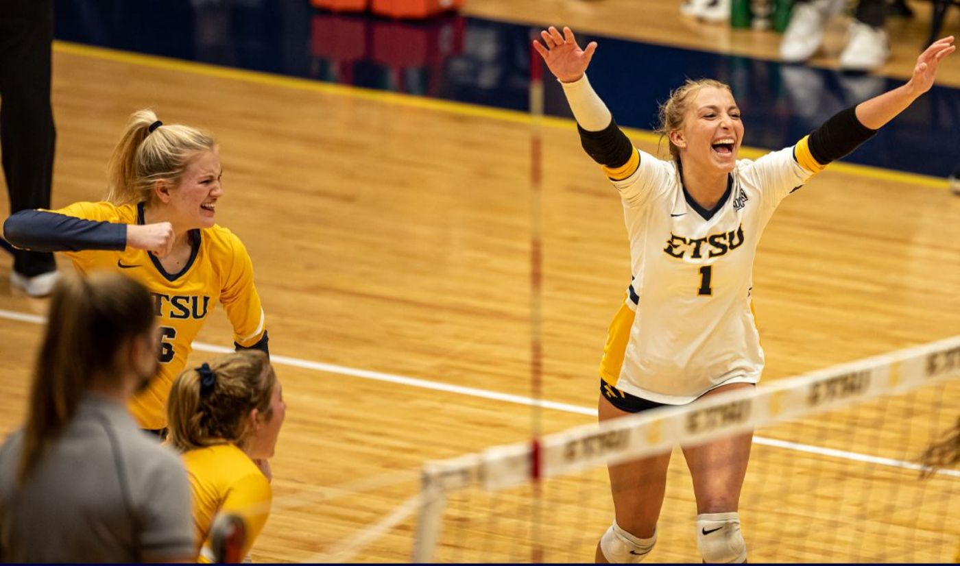 Bucs Earn First Sweep with 3-0 Win over Spartans