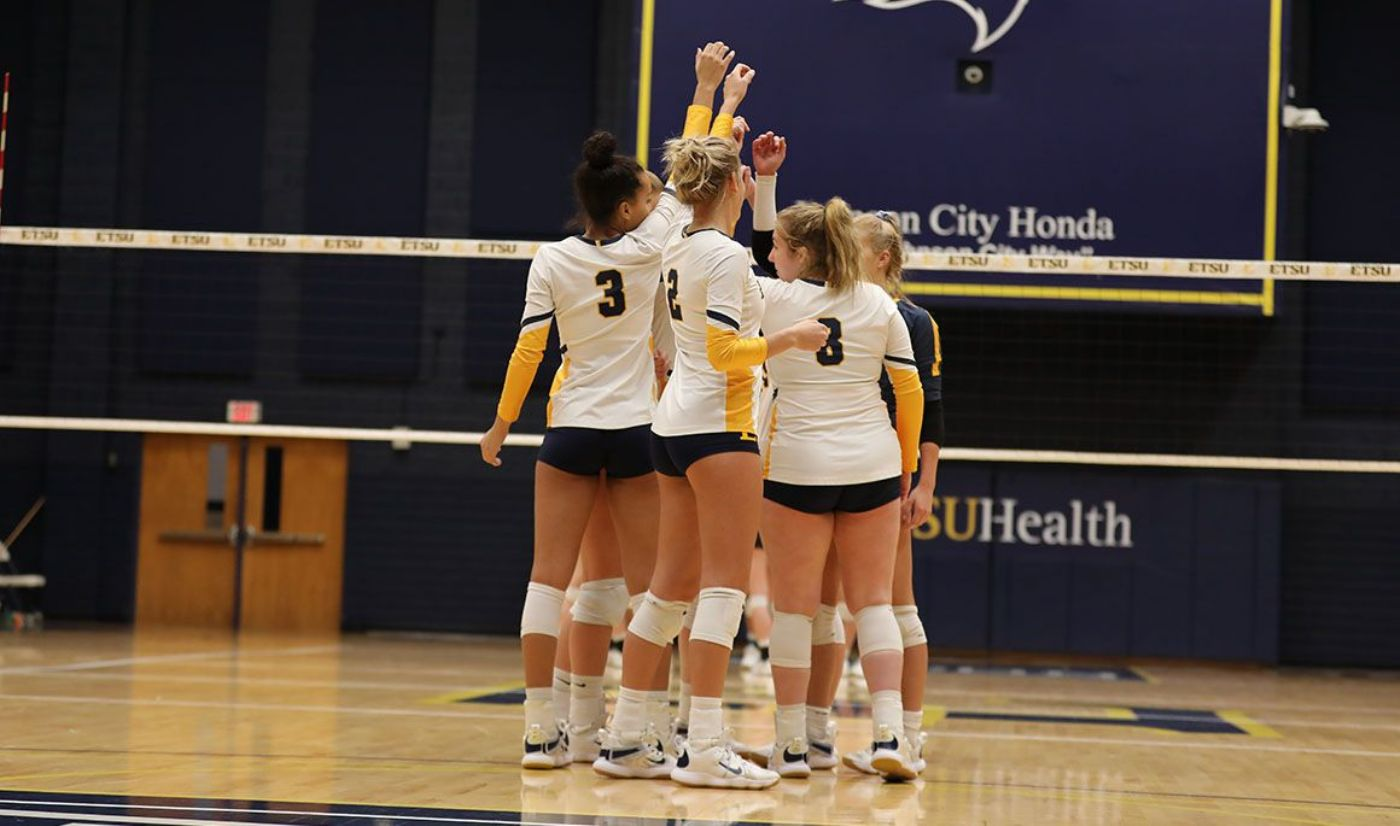 Wofford Hands ETSU First 3-0 Setback of the Season
