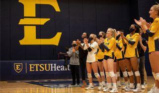 ETSU Hosts Chattanooga to Conclude 2021 Regular Season