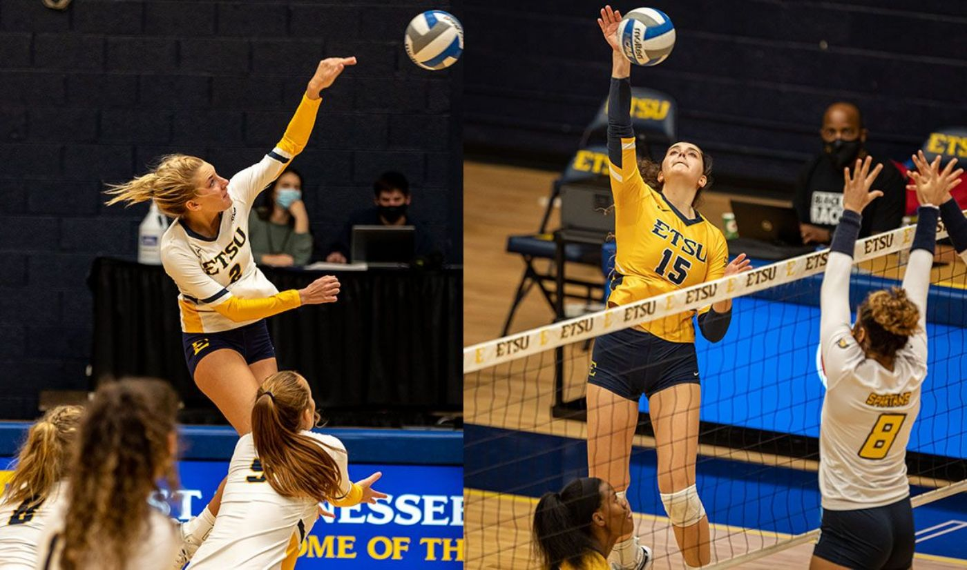 Esposito and Forster Earn All-SoCon Accolades