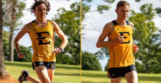 Scarr, Stallworth tabbed SoCon Runners of the Week