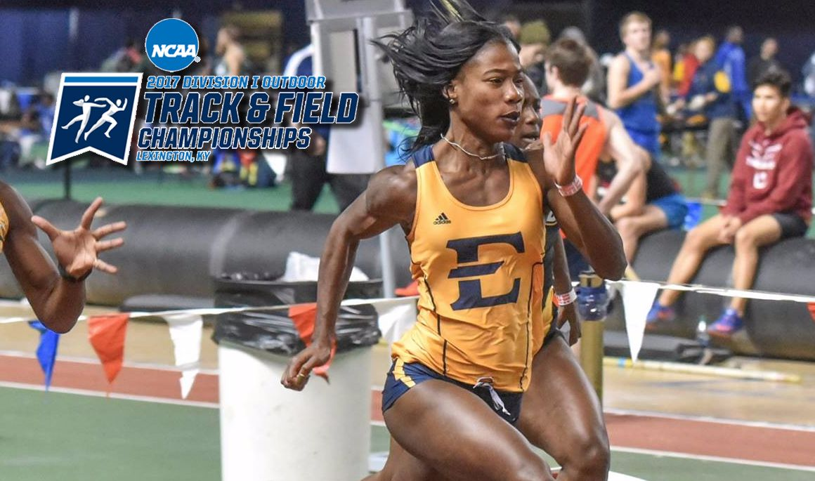 Seymour advances to 400m hurdle quarterfinals at NCAA East Prelims