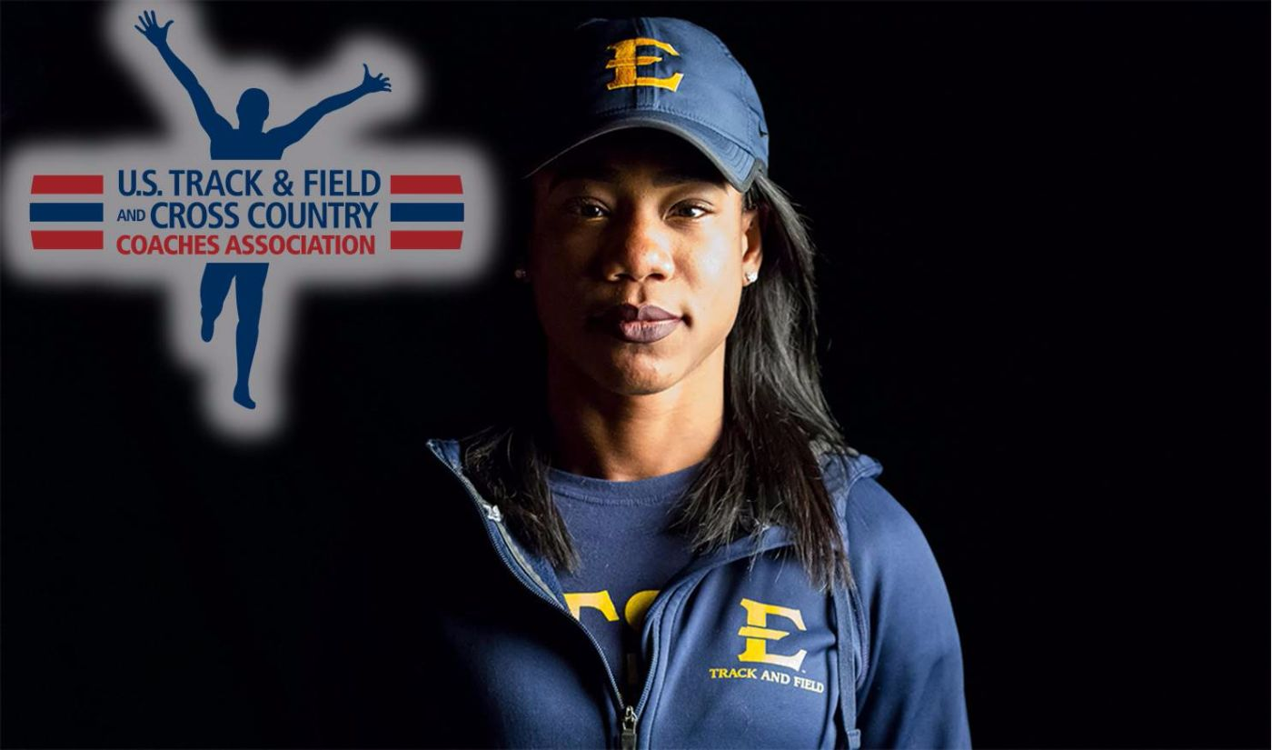 Seymour named USTFCCCA First Team All-American