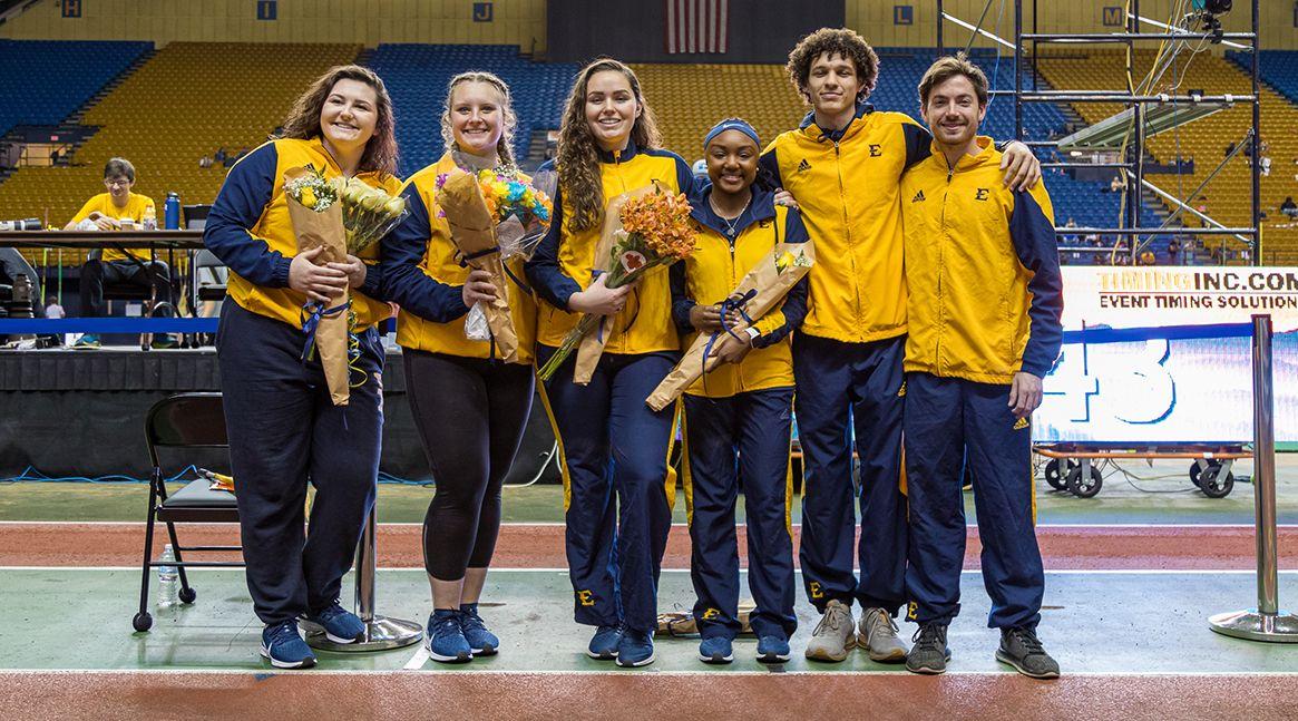 Six ETSU Wins Highlight Senior Day at Buccaneer Invitational