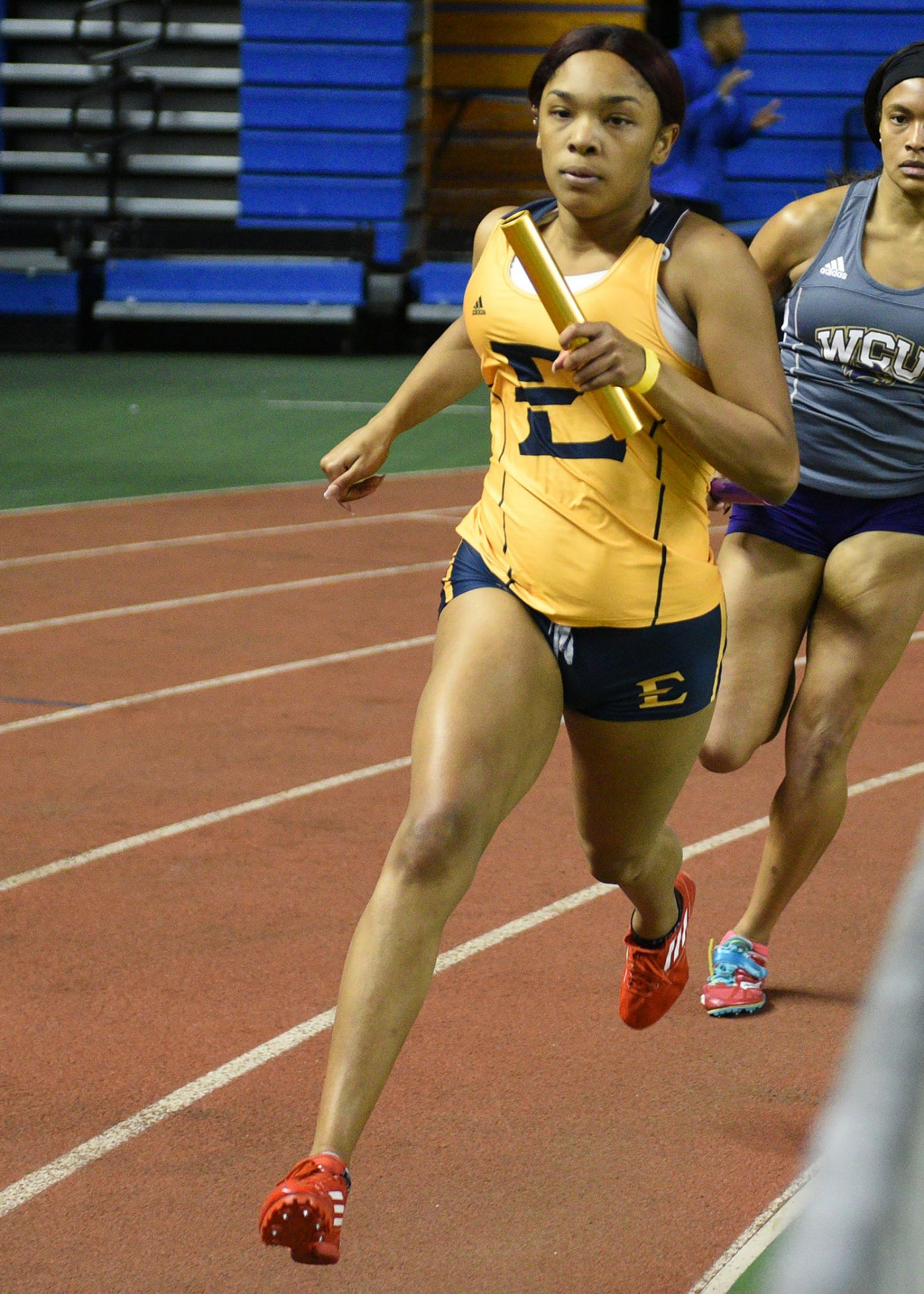 Women's 200 Meters Highlights Final Day of 49er Classic
