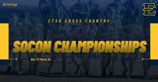 SoCon Cross Country Championships to be held Nov. 21