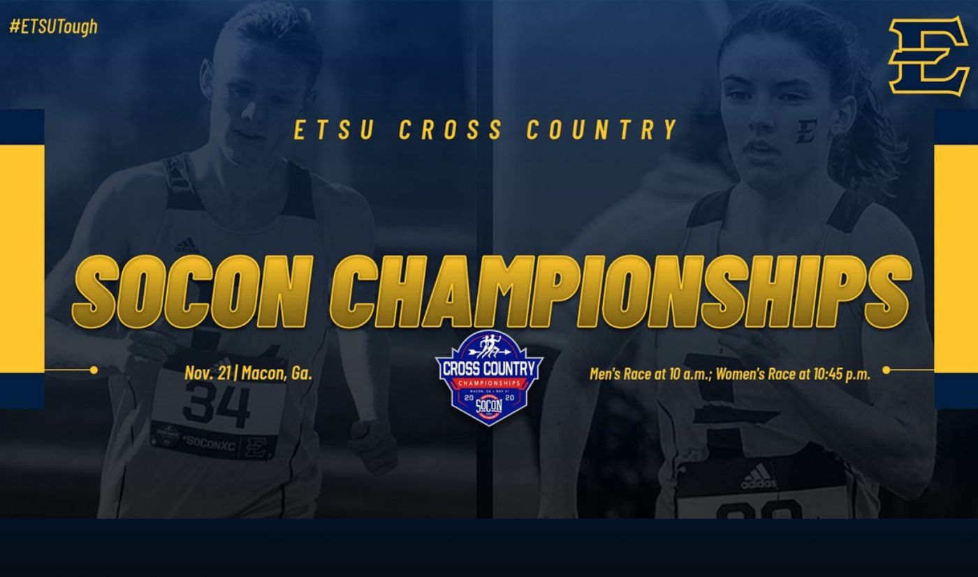 Bucs head to Macon for SoCon Cross Country Championships