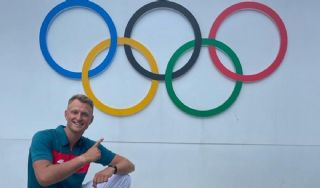 Meronk Set for Olympic Debut