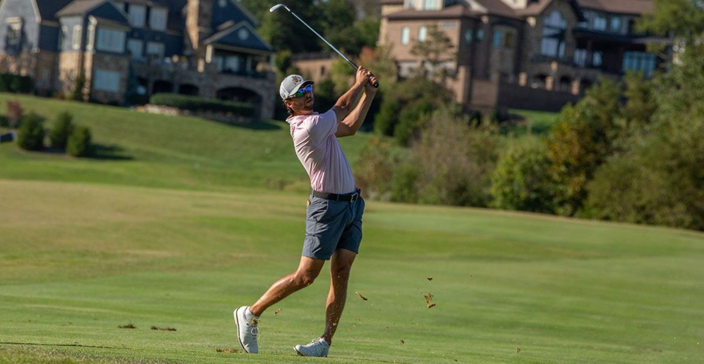 ETSU men's golf continues to lead at Bank of Tennessee Intercollegiate