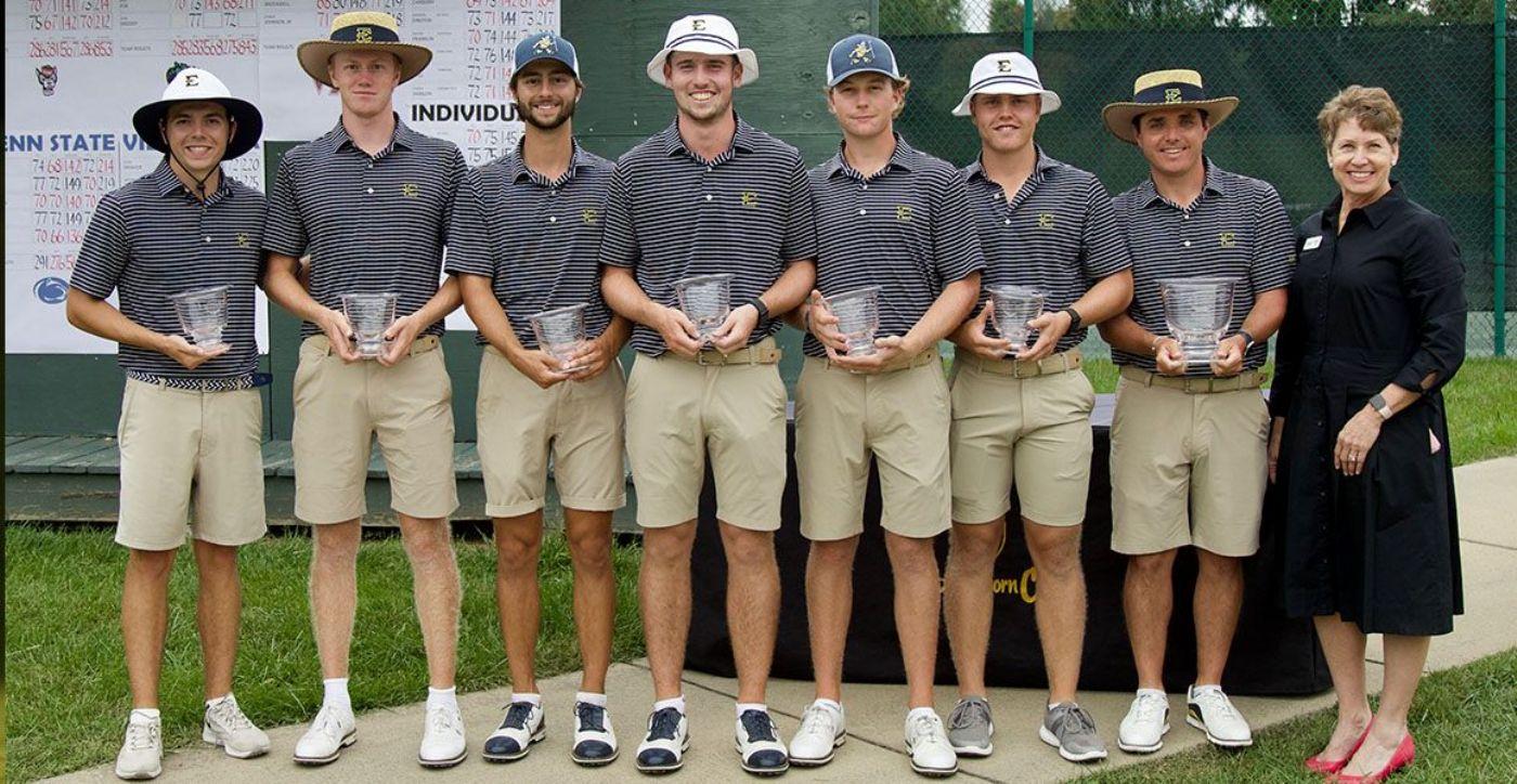 ETSU men's golf crowned Bank of Tennessee Intercollegiate champions